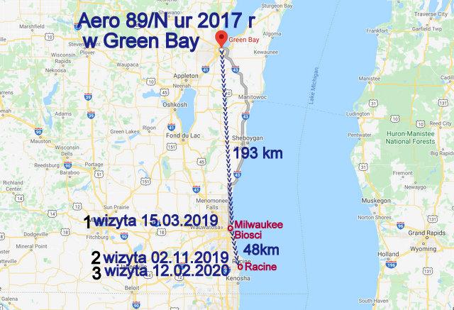 Wisconsin: Alma / Genoa, Briess, Oskosh, Racine, Biosci. Przechwytywaniewtrybiepenoekranowym13.02.2020214116